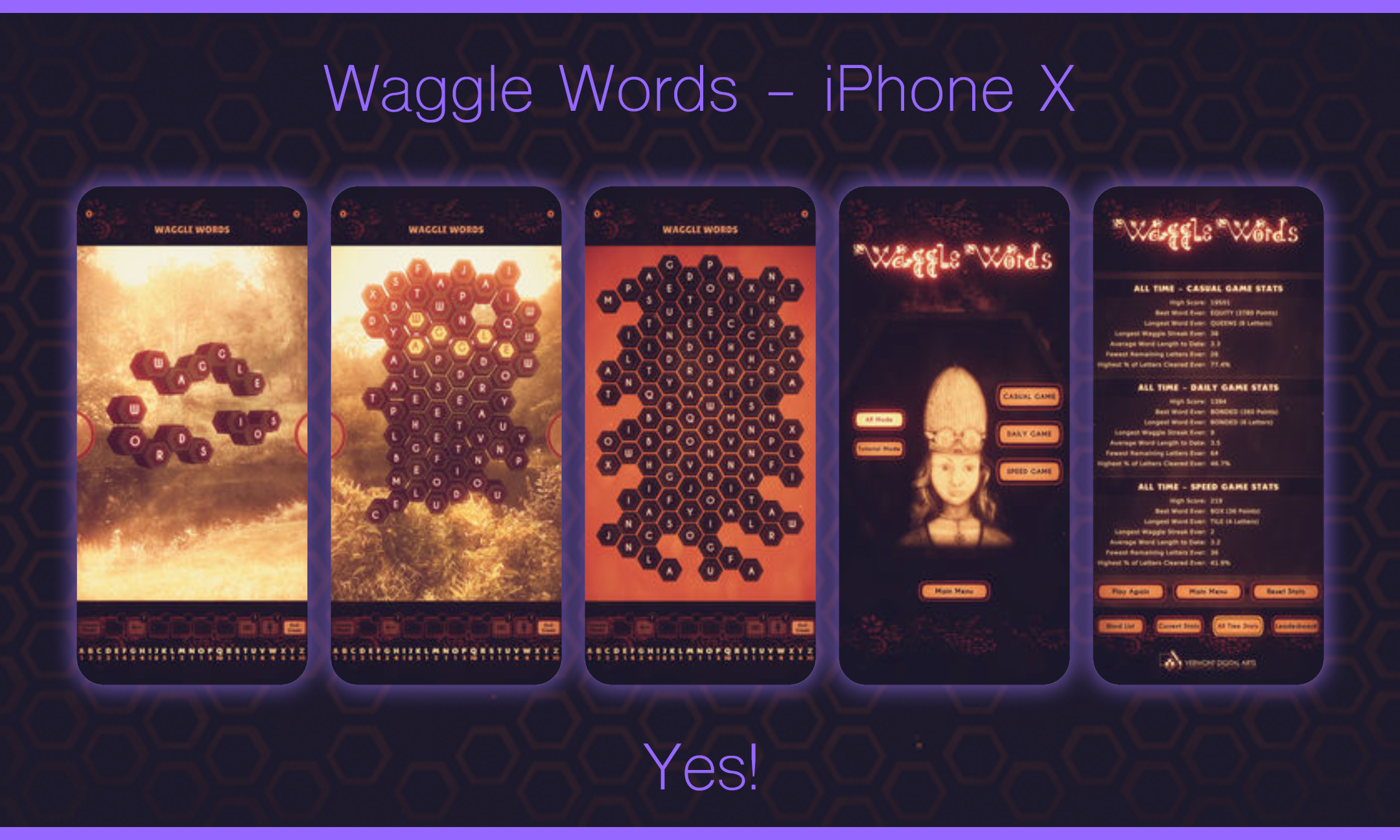 Vermont Digital Arts - Waggle Words - Indie VR & AR Unity