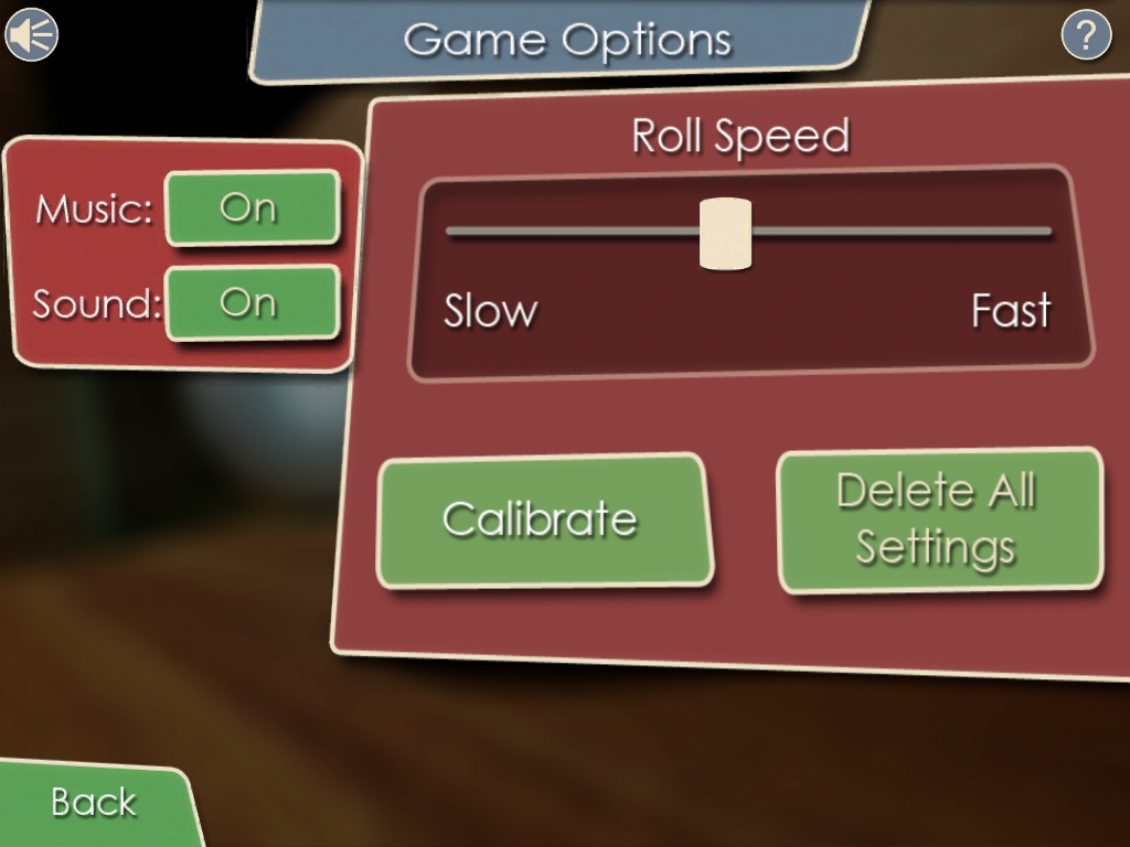 06 Spin Spell Options Menu